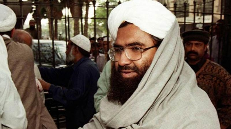Jaish-e-Mohammad chief Masood Azhar (Photo: AFP)