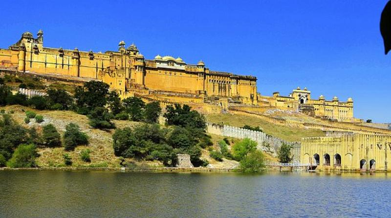 Amber Fort (Photo: Pixabay)