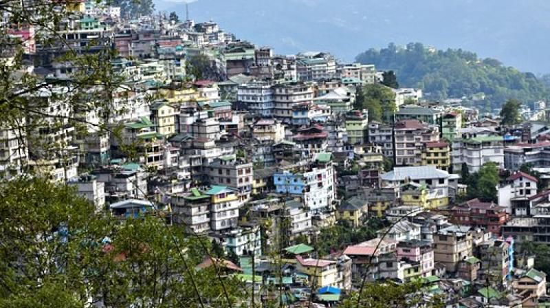 Gangtok city (Photo: PIxabay)