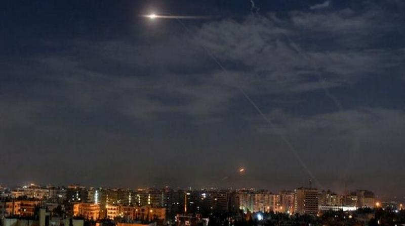 Toward the start of the Syrian civil war, the Israeli military established a number of red lines, which if violated would result in a retaliatory strike, including any attacks, either intentional or otherwise, against Israel. (Photo: ANI)