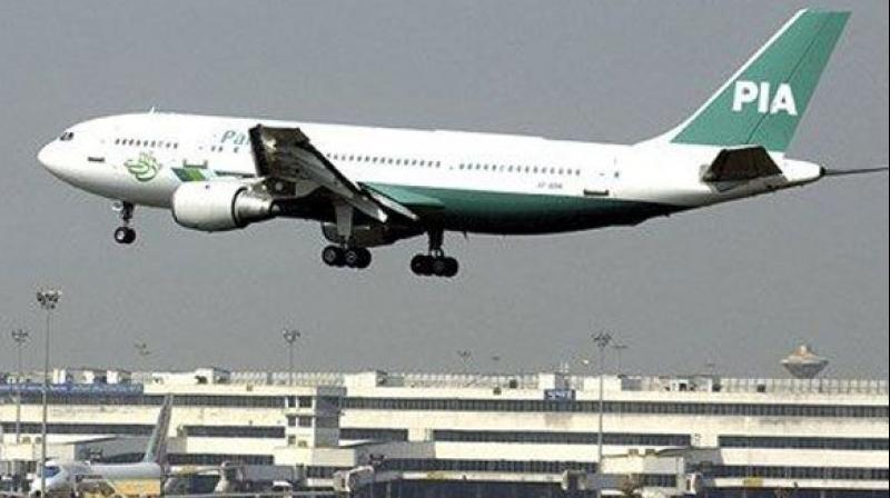 Pakistan International Airlines. (Photo: Representational Image/AFP)