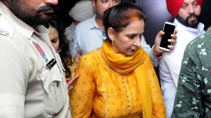 Navjot Kaur Sidhu said Punjab CM Amarinder Singh had ordered a magisterial probe and after four weeks, it would be known who was at fault. (Photo: PTI)