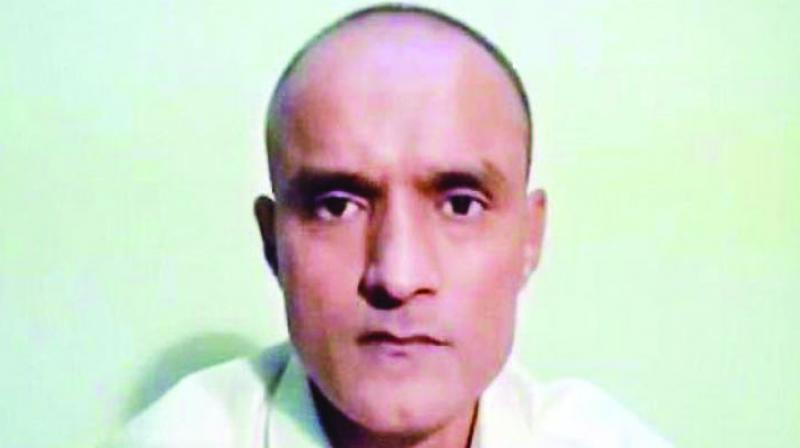 Indian national Jadhav, 48, was sentenced to death by a Pakistani military court on charges of espionage and terrorism in April 2017. (File Photo)