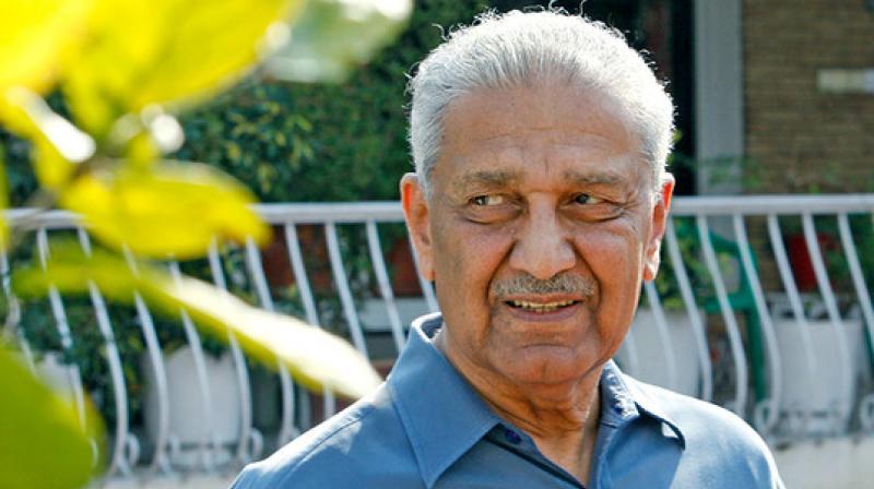 Dr Abdul Qadir Khan (Photo: AP)