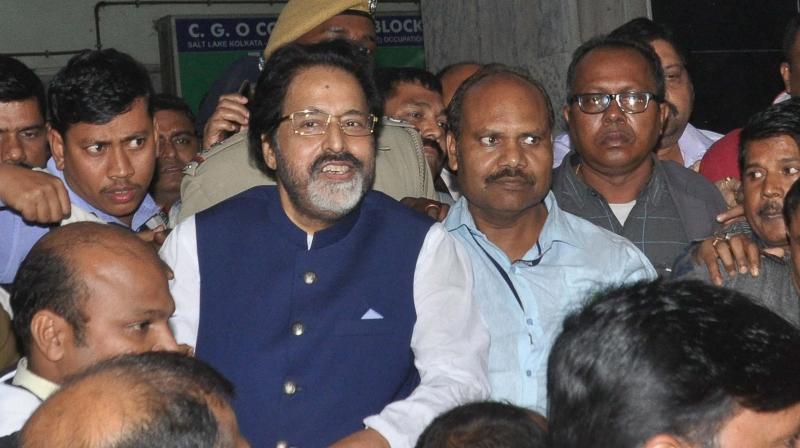 TMC MP Sudip Bandopadhyay. (Photo: PTI)