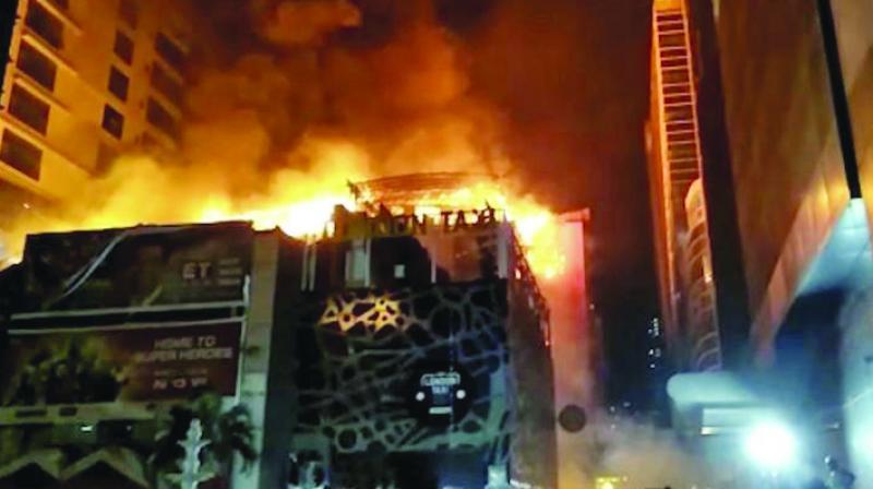 Fourteen were killed in a blaze on December 29, 2017.