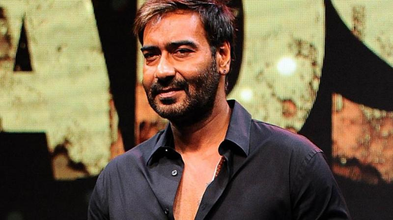 Ajay Devgn was last seen in 'Raid'.