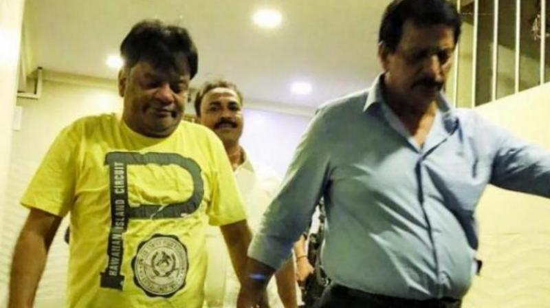 Kaskar was taken into custody from Haseena Parkar's house on the night of September 18 by a team led by Pradeep Sharma, encounter specialist and Anti-Extortion Cell's senior inspector. (Photo: File)