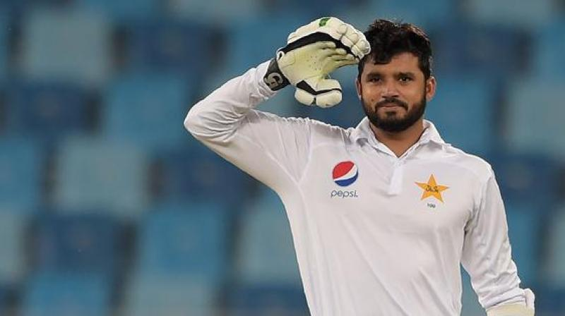 The return of Test cricket to Pakistani soil is an emotional occasion, captain Azhar Ali said on Tuesday but that will not come in the way of his team's efforts to make amends for a disastrous tour of Australia. (Photo:AFP)