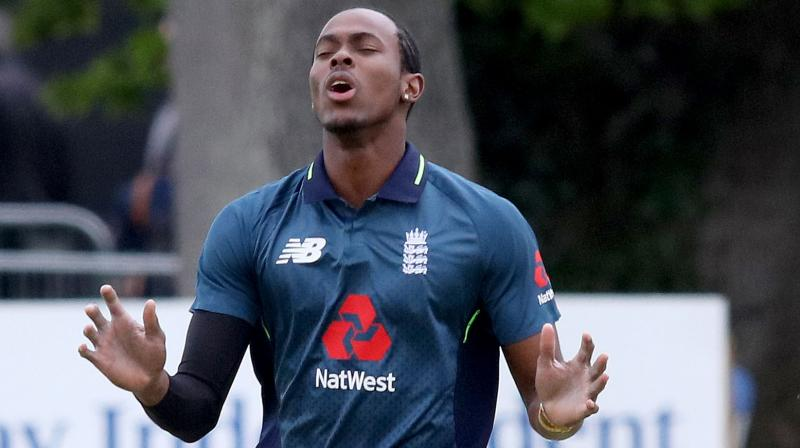 The Barbados-born quick, who has been struggling with a side injury, was omitted from an original 14-man squad along with fellow pacemen Sam Curran and Olly Stone. (Photo: AFP)