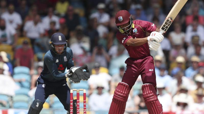 Hope has become one of the most reliable players for the team in recent times. The player was seen joking that if the team requires him to bowl he would love to do it. (Photo: AP/PTI)