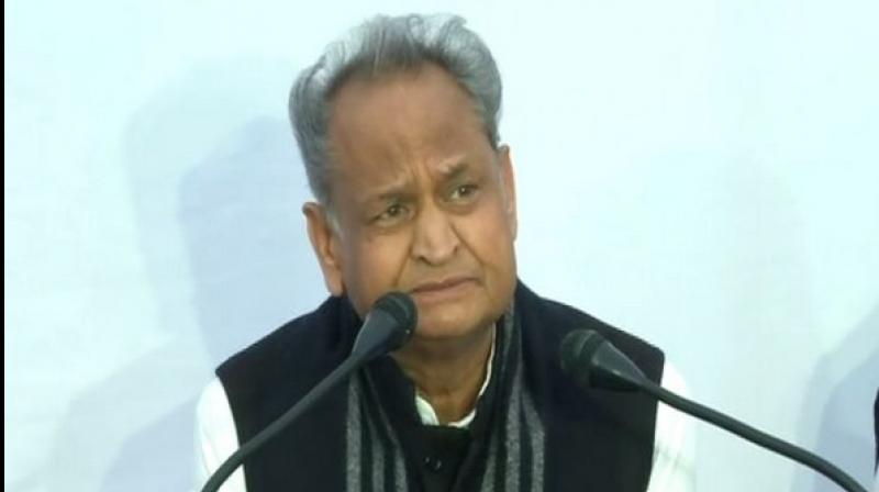 Chief Minister Gehlot has repeatedly targeted RSS and BJP leaders over the CAA and other issues and has declared that the CAA and the National Register of Citizens (NRC) will not be implemented in the state. (Photo: File)