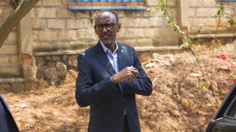 Rwandan President Paul Kagame (Photo: AP)