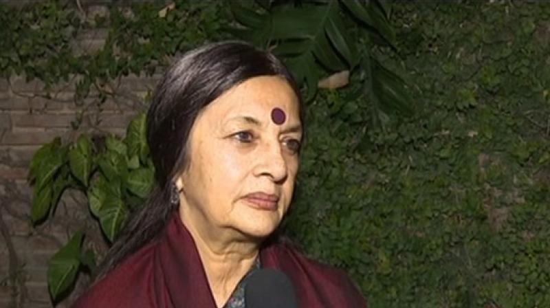 In an exclusive interview to PTI, Karat, her party's lone woman politburo member, claimed the entry of women of all ages into the Lord Ayyappa Temple in Sabarimala is not about religion but politics for the BJP. (Photo: File)