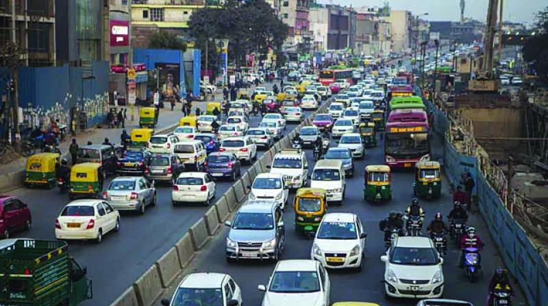 Last week, the Delhi transport department had also issued a separate notification on the new fare structure of auto-rickshaws in the national capital. (Photo: File)