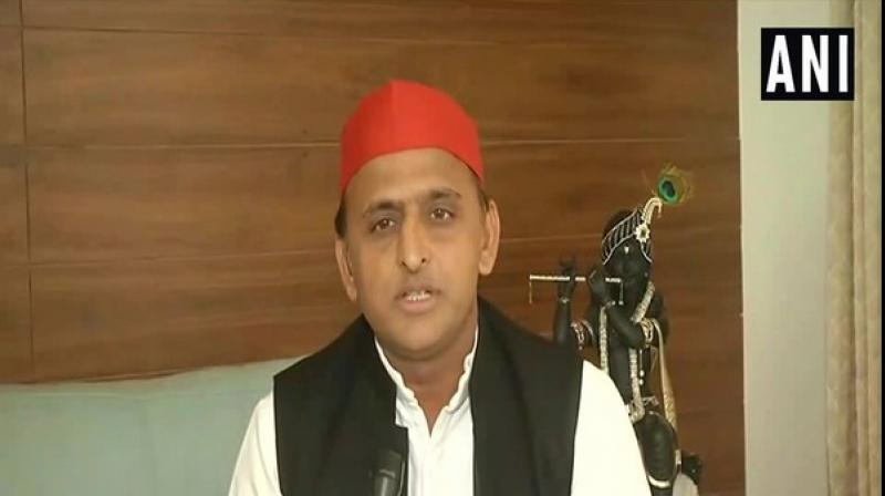 'The very foundation of BJP is based on lies and hatred and the alliance will rock it,' Akhilesh said. (Photo: File)