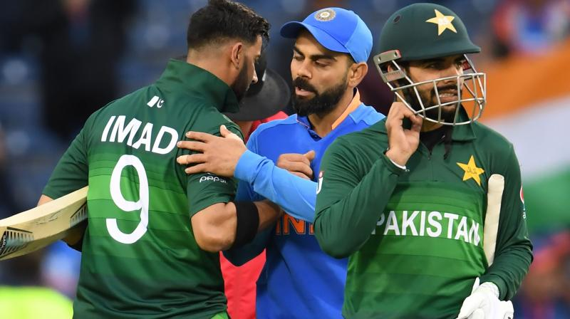 The opening partnership of 136 was India's best against Pakistan in World Cup history. (Photo: AFP)