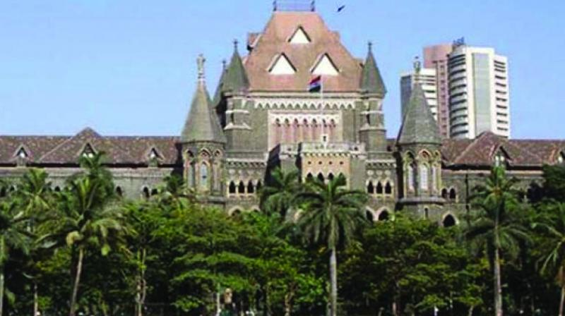 File picture of the Bombay high court.