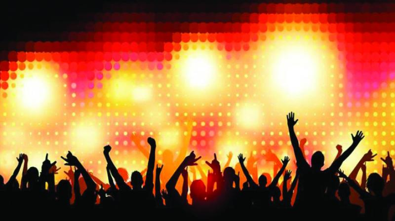 The ray of hope for a better nightlife in the city comes right before the Christmas and the New Year's celebrations are set to kick in, bringing a sigh of relief for hoteliers and city 'party animals'.