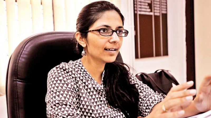 """Commission chairperson Swati Jaihind taking to Twitter said, """"14-year-old Assamese girl rescued by DCW.  (Photo: PTI/Representational Image)"""