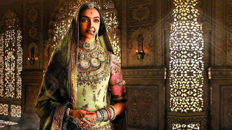Director Sanjay Leela Bhansali has been accused by Karni Sena, a fringe political group,, of distorting history in the movie by using a romantic dream sequence between the Rajput queen Padmavati and Sultan Alauddin Khilji.