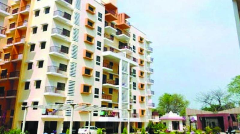 Interest deduction up to Rs 3.5 lakhs for affordable housing priced upto Rs 45 lakhs, as against Rs 2 lakhs earlier, will now be available until March 31, 2020.  (Representation image)