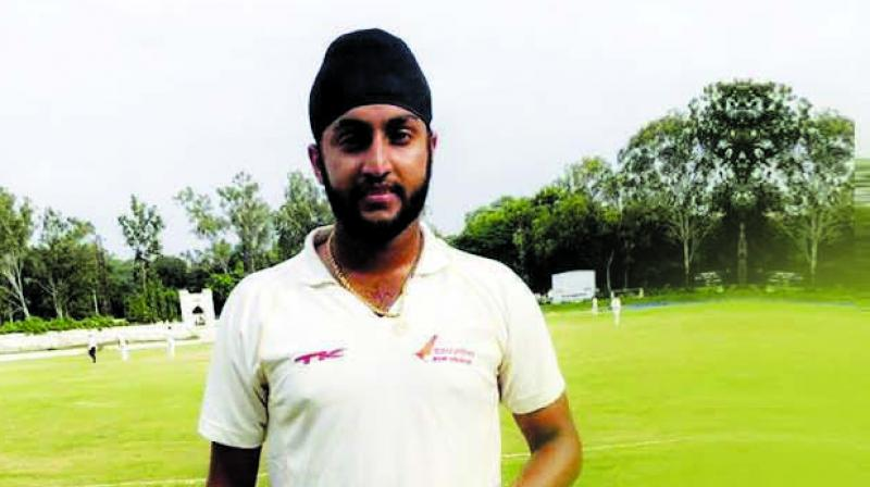 Harmeet has featured in two U-19 World Cups (2010 and 2012).