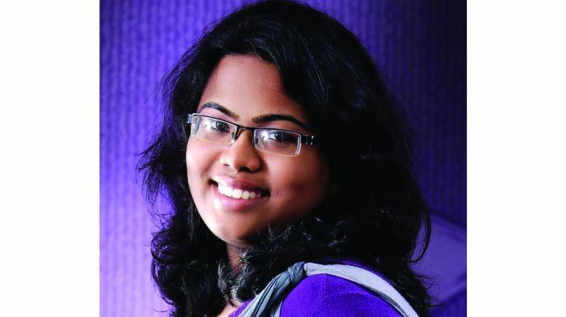 Aishwarya T. Anish