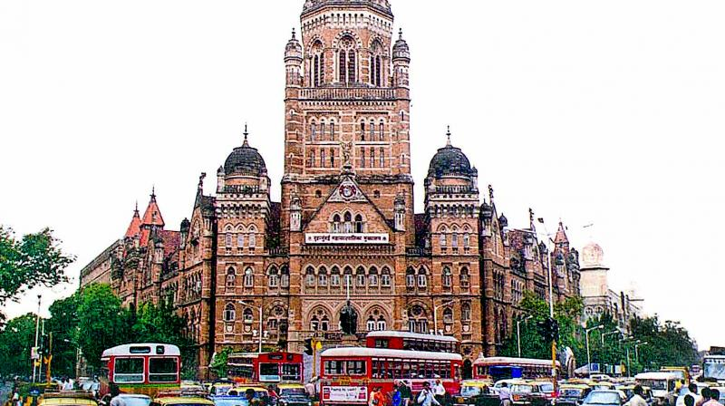 The Brihanmumbai Municipal Corporation is considering transferring licence inspectors to the civic department mandated to take action against encroachments.