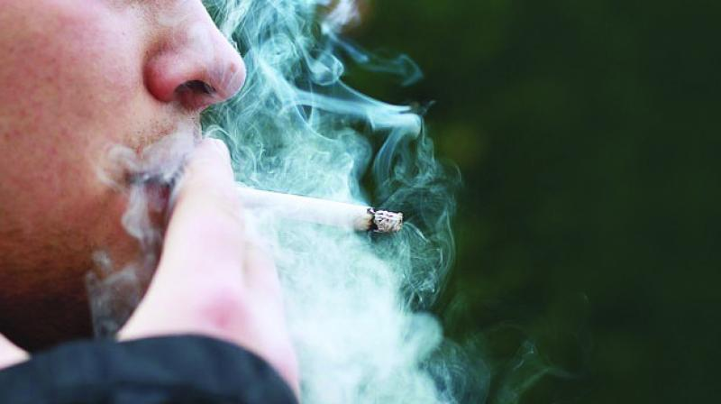Government has introduced this title looking at the results of Global Adult Tobacco Survey (GATS) report of 2017.
