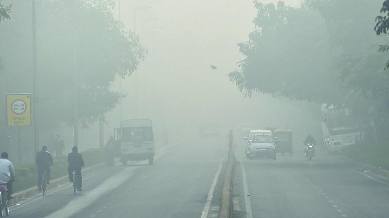 Nashik has reported lowest temperature in Maharashtra.
