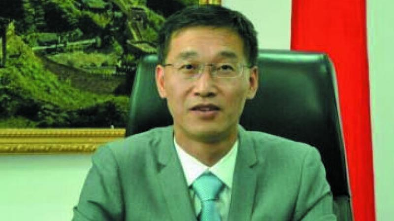 Chinese Ambassador to Pakistan Yao Jing announced this on Thursday after visiting 'One Window Centre' set up here by Chinese Embassy to provide an opportunity to the people to explore the culture of China. (Photo: File)