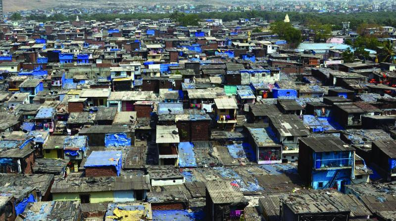 The government aims to make the state slum-free by 2022 by providing housing to all.
