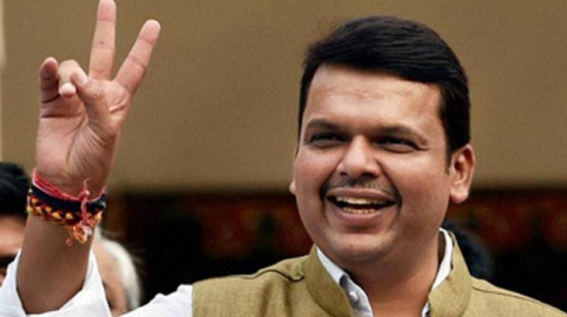 Fadnavis was elected as the leader of the BJP legislative party on Wednesday. (Photo: File)