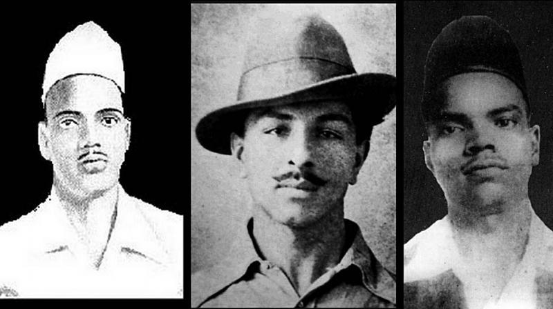Sukhdev, Bhagat Singh and Rajguru were hanged in 1931.