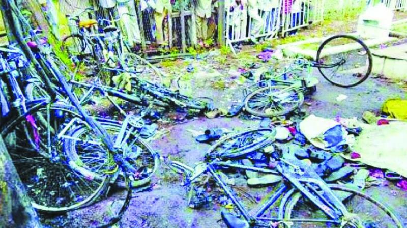 Six people had died in the 2008 Malegaon bomb blast.