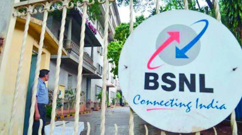 Around 78,300 employees of BSNL and 14,378 of MTNL have opted for the scheme.