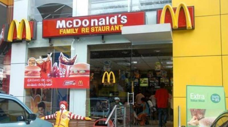 Discontinuation of supplies by its logistics partner is being seen as a fallout of the ongoing spat between Radhakrishna Foodland and  McDonald's estranged joint venture partner Vikram Bakshi. (Photo: PTI)