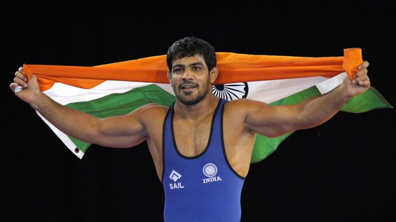 An FIR against wrestler Sushil Kumar and his supporters was lodged under sections 323 and 341 of the IPC. (Photo: File | AFP)