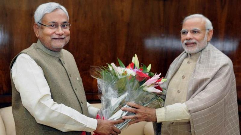 Nitish Kumar has repeatedly demanded special status for Bihar and has also appealed directly to Prime Minister Narendra Modi in this regard. (Photo: PTI/File)
