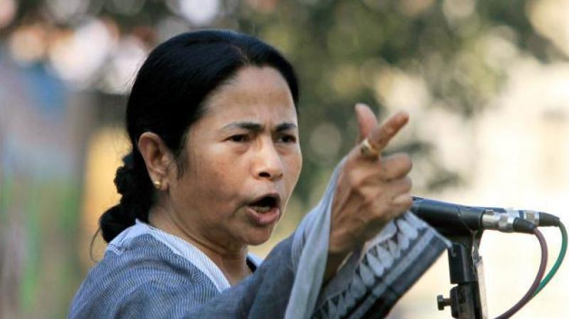 West Bengal Chief Minister Mamata Banerjee also claimed that her Trinamool Congress is the only party in the country having 33 per cent women MPs. (Photo: File | PTI)