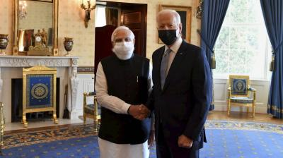 PM Modi raises issue of H-1B visas with President Biden: Foreign Secretary Shringla