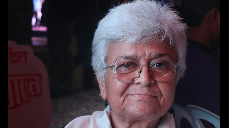 Kamla Bhasin (Image credit: Wikipedia)