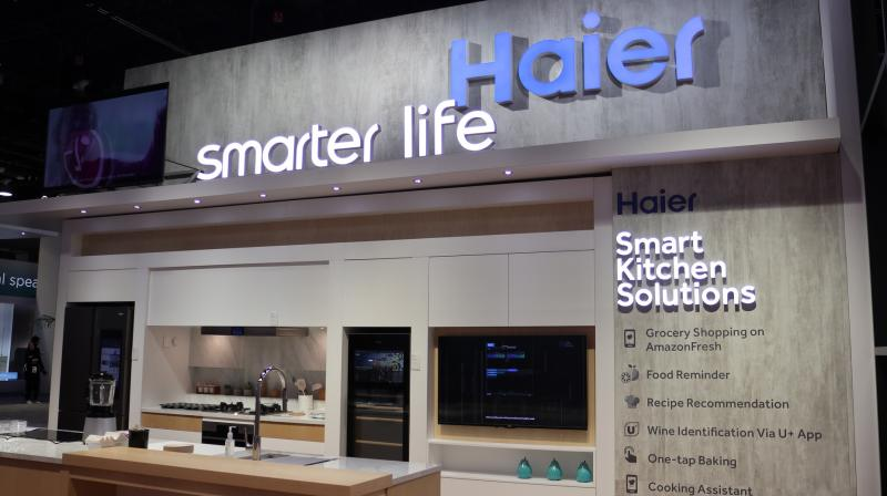 Ces 2019 Ge Appliances With Haier Announce Smart Home