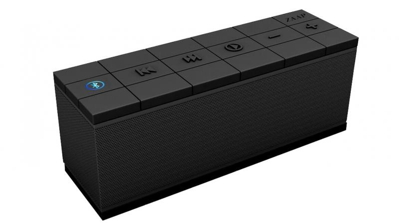 The speaker is compatible with iOS, Android & Windows and uses Bluetooth 4.0 with up to a 33-feet distance.
