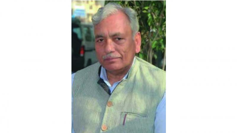 Delhi Assembly Speaker Ram Niwas Goel