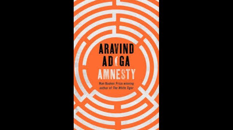 Title: Amnesty. Author: Arvind Adiga. Publisher: Picador India. Pages: 256. Price: Rs 699.