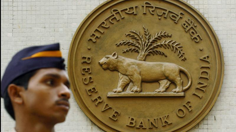 The RBI's Monetary Policy Committee kept any further rate cuts on hold because inflation was rising. (AFP)
