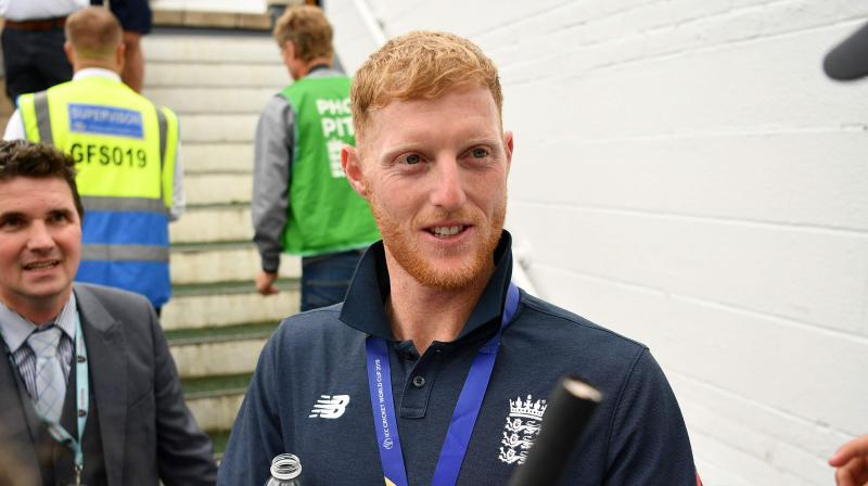 Strauss was director of England cricket at the time and was present when Stokes was released from his police cell before helping guide him through the aftermath. (Photo: AFP)
