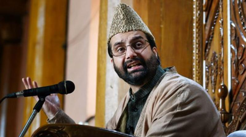 Mirwaiz Umar Farooq (Photo: PTI)